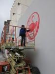 AM Kenny Scharf Mural 03