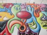 AM Kenny Scharf Mural 10