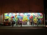 AM Kenny Scharf Mural 14
