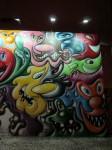 AM Kenny Scharf Mural 16