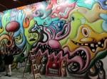 AM Kenny Scharf Mural 18