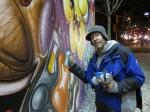 AM Kenny Scharf Mural 25