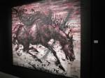 Red horse & Rider (a.k.a. Marlboro man), 1984