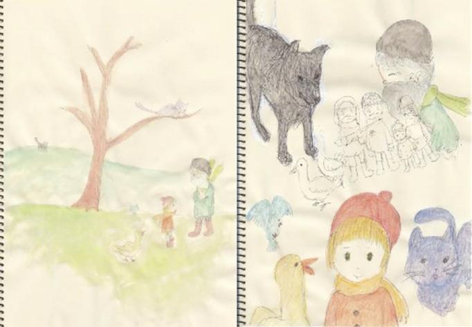 AM Rei Sato Peter & Wolf 0