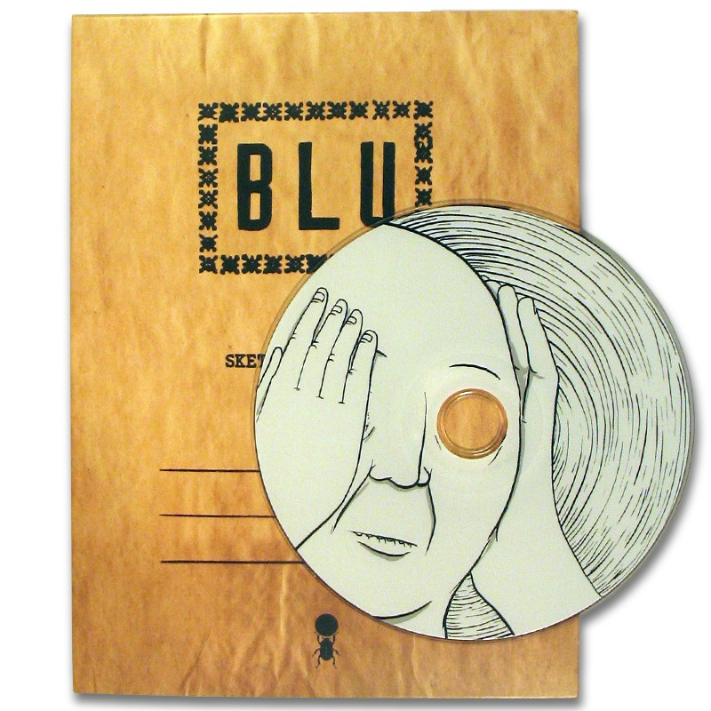 Blu Muto on DVD