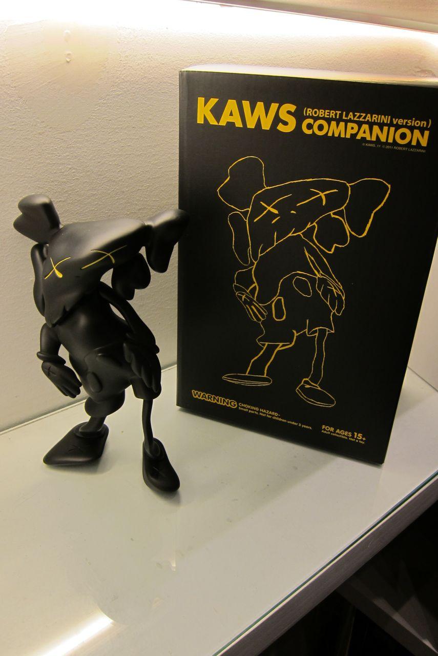 AM KAWS Lazzarini Companion 06