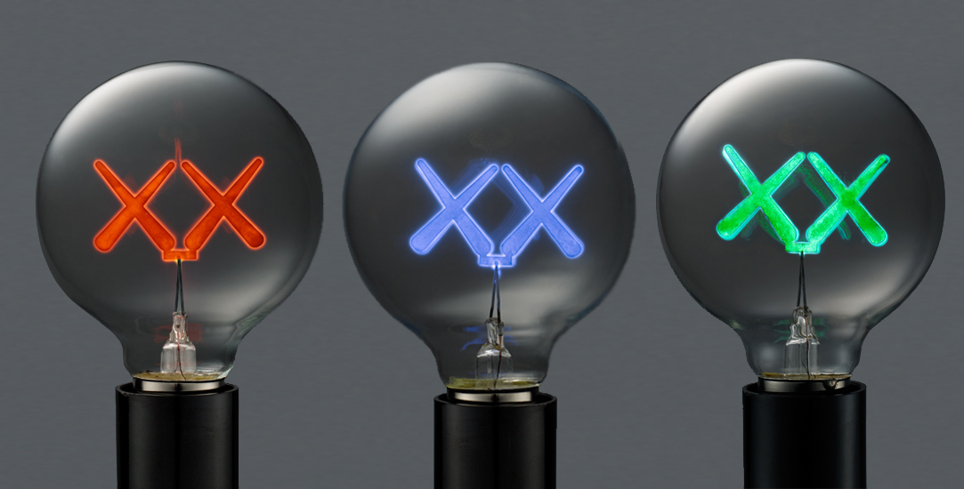 AM KAWS Standard Light Bulb