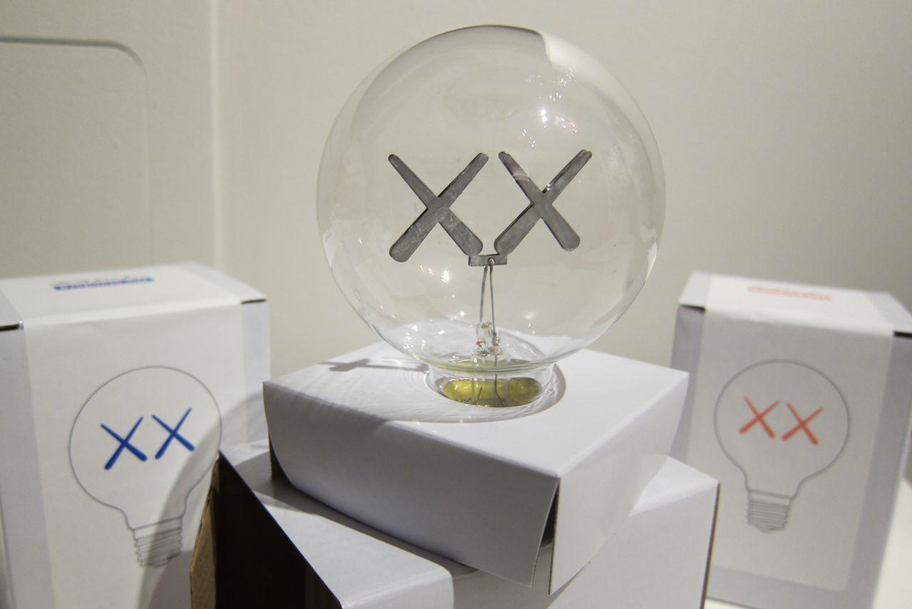 AM KAWS Standard Light Bulbs 04