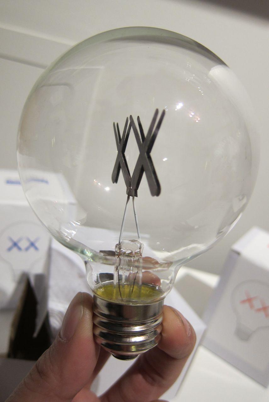 AM KAWS Standard Light Bulbs 06