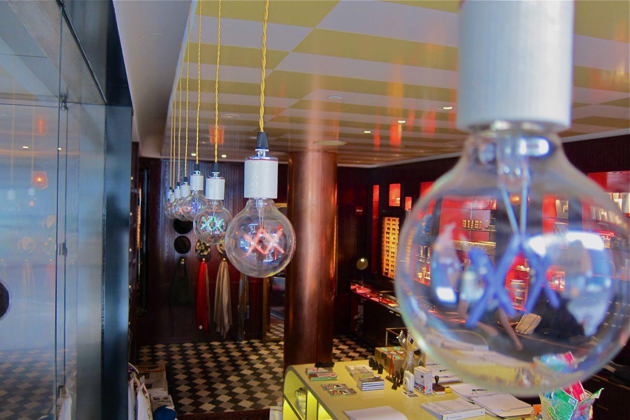 AM KAWS Standard Light Bulbs 1