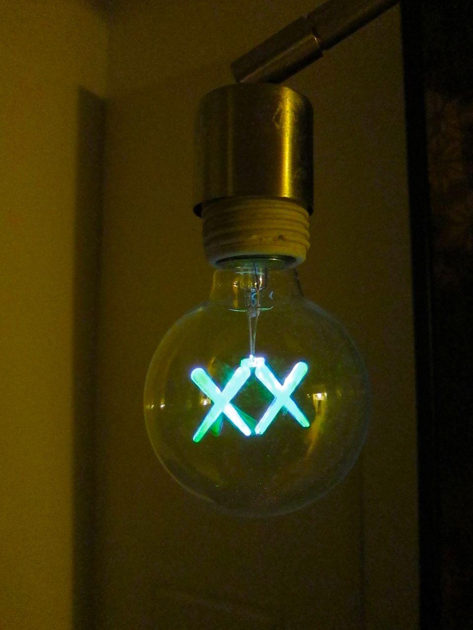 AM KAWS Standard Light Bulbs 10