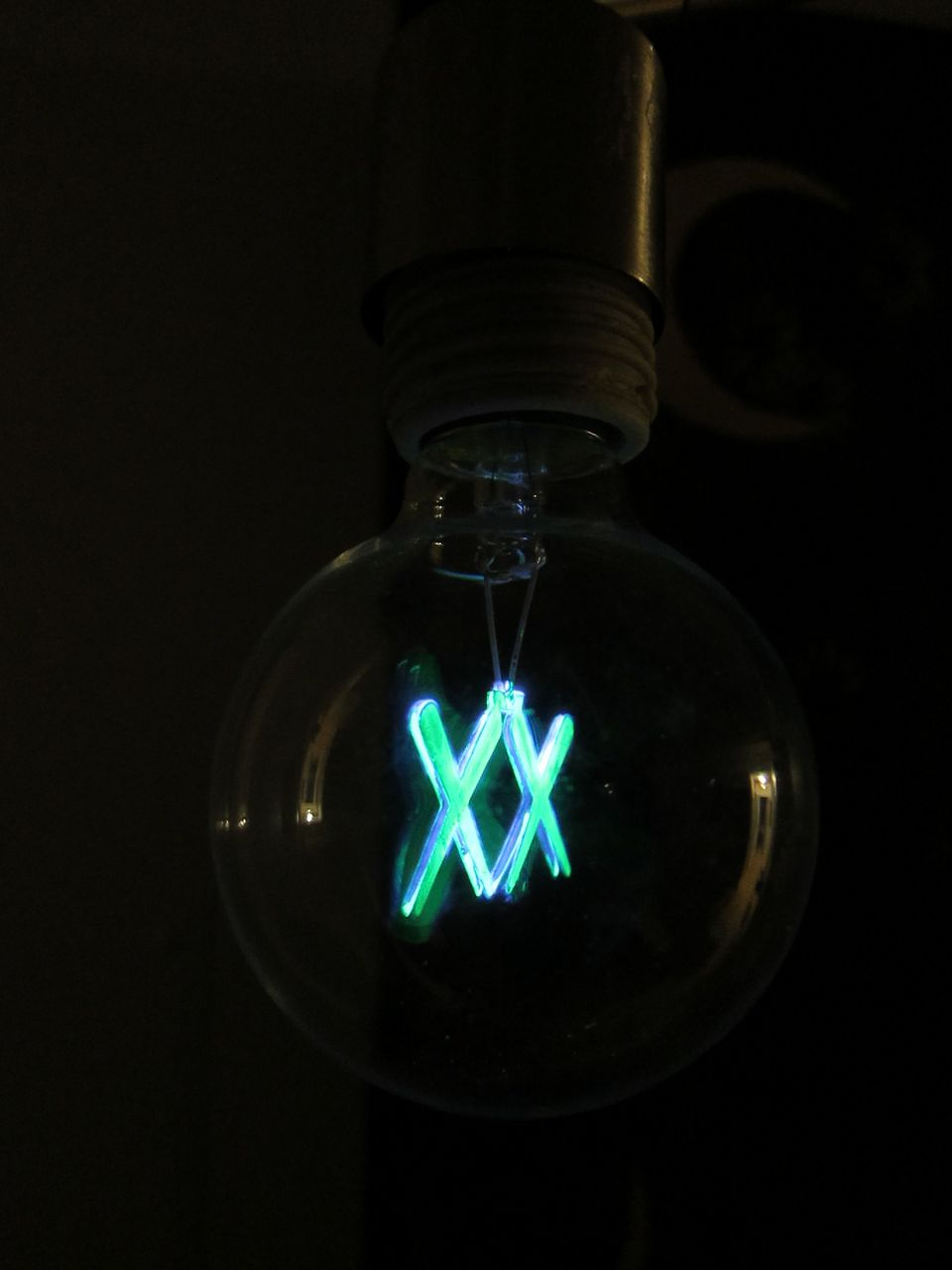 AM KAWS Standard Light Bulbs 11