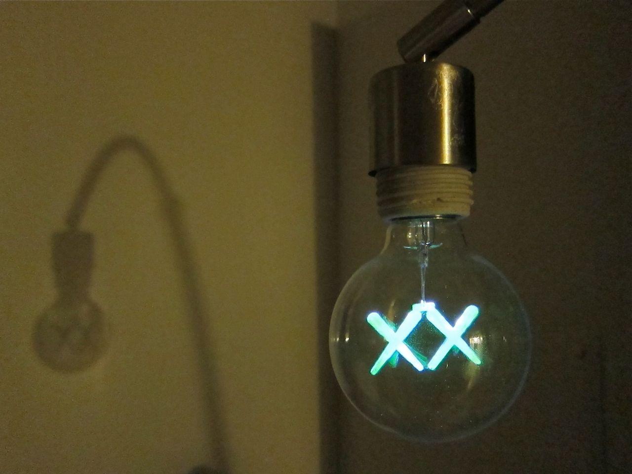 AM KAWS Standard Light Bulbs 12