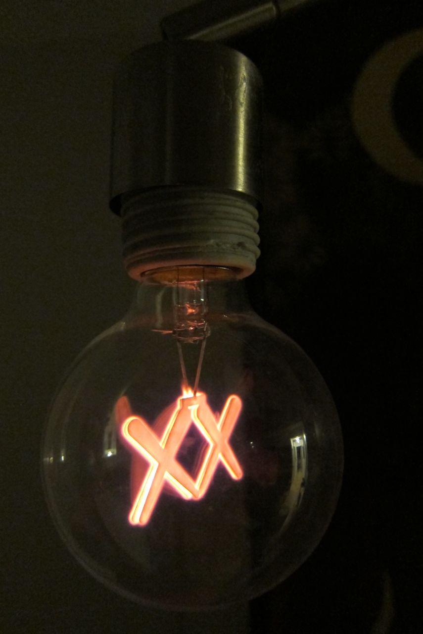 AM KAWS Standard Light Bulbs 15