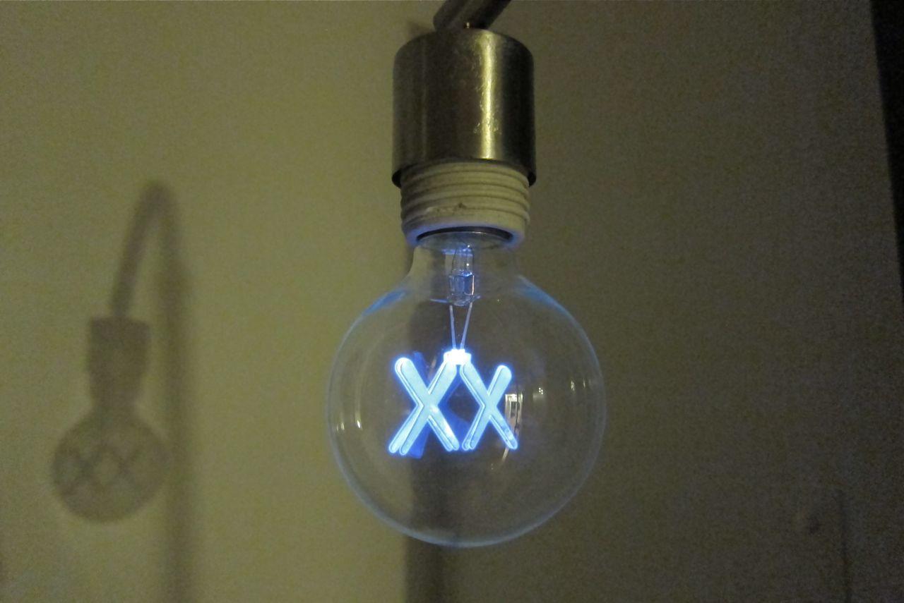 AM KAWS Standard Light Bulbs 18