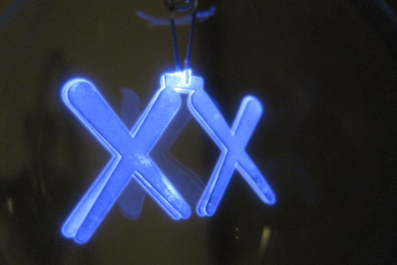 AM KAWS Standard Light Bulbs 19