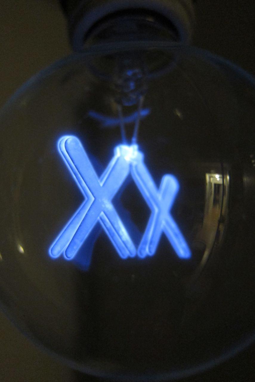 AM KAWS Standard Light Bulbs 20