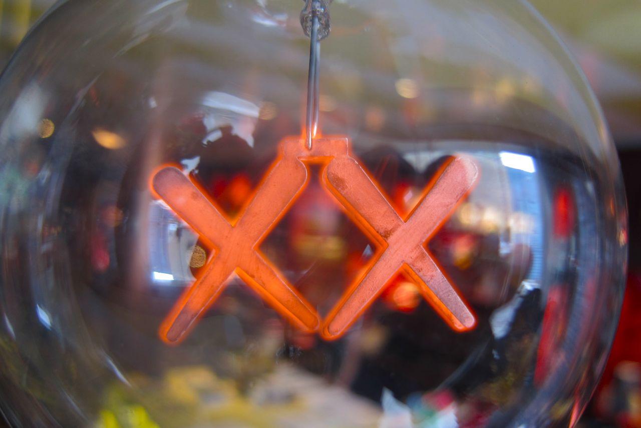 AM KAWS Standard Light Bulbs 3