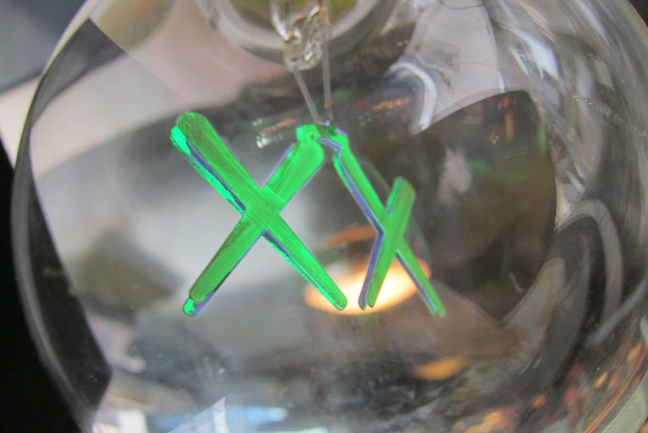 AM KAWS Standard Light Bulbs 5
