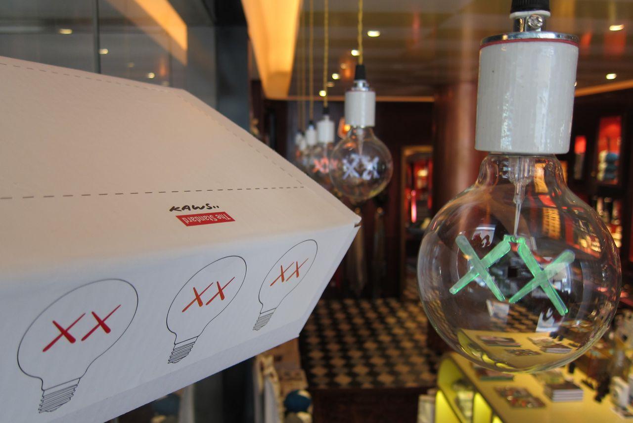 AM KAWS Standard Light Bulbs 7