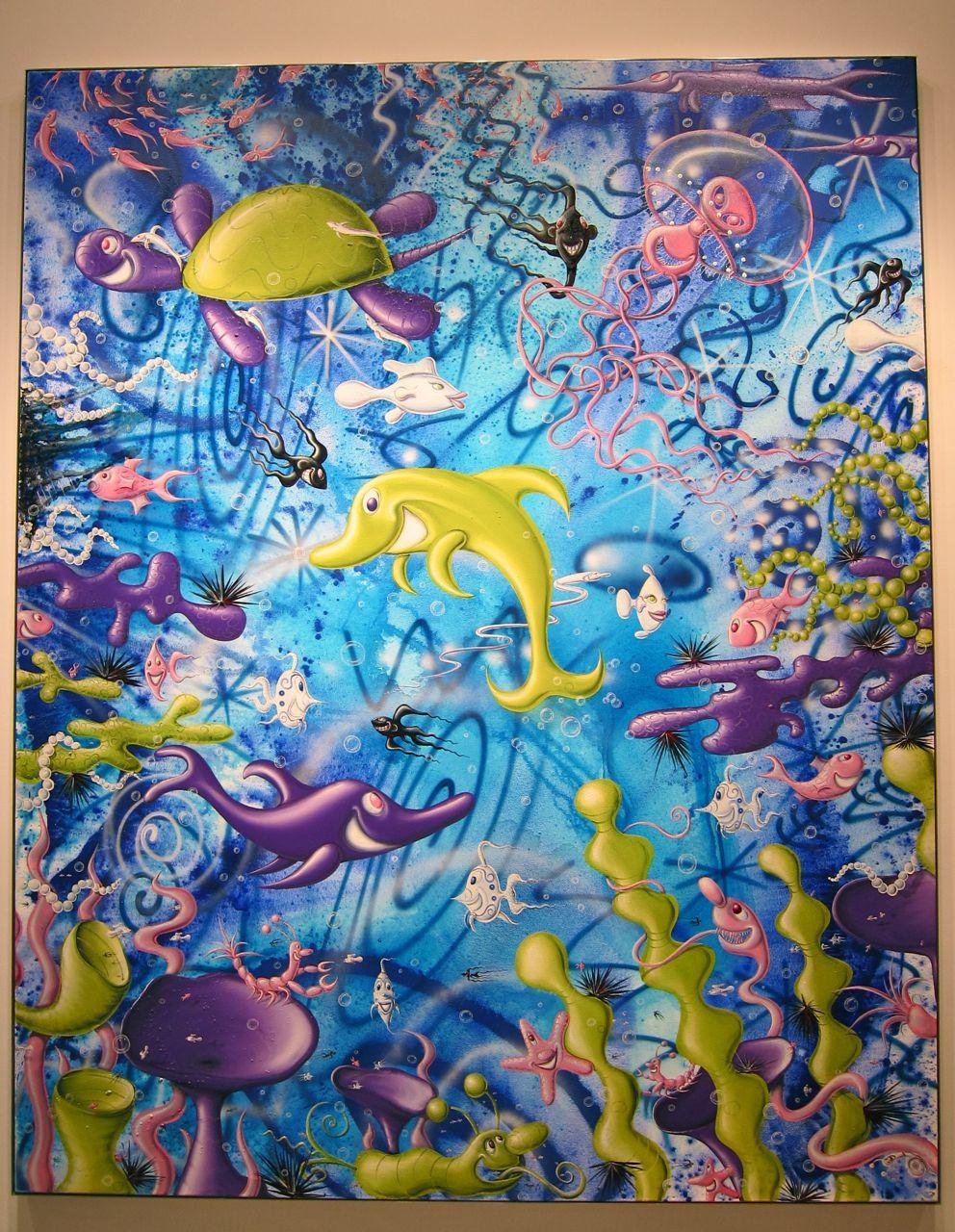 AM Kenny Scharf Naturafutura 03