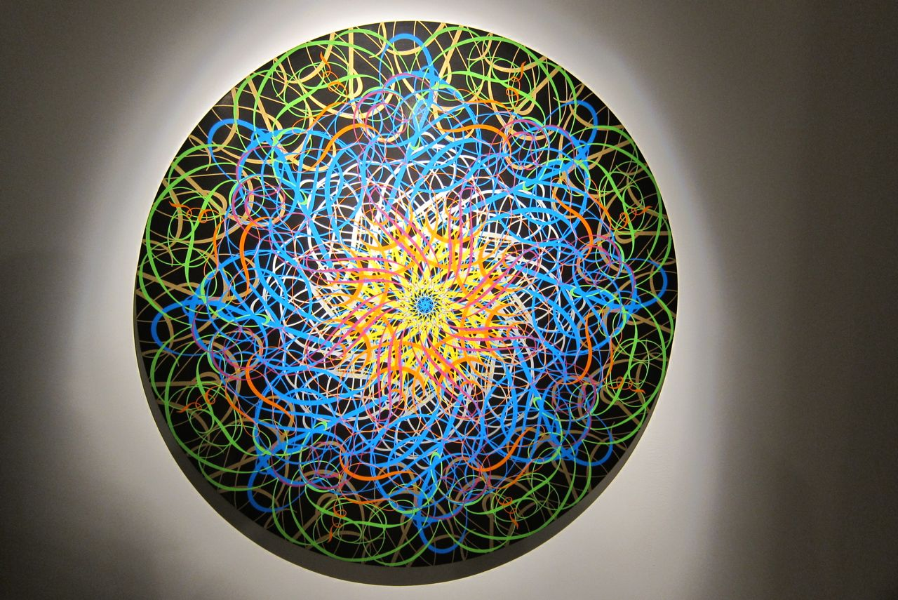 AM Ryan McGinness Blackhole PDP 32