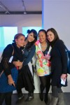 Gina Kim & her girls