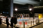New Ice Rink at the Standard Hotel