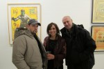 Greg Lamarche, Sarah Melendez & Eric Haze
