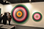 Ace Gallery's booth