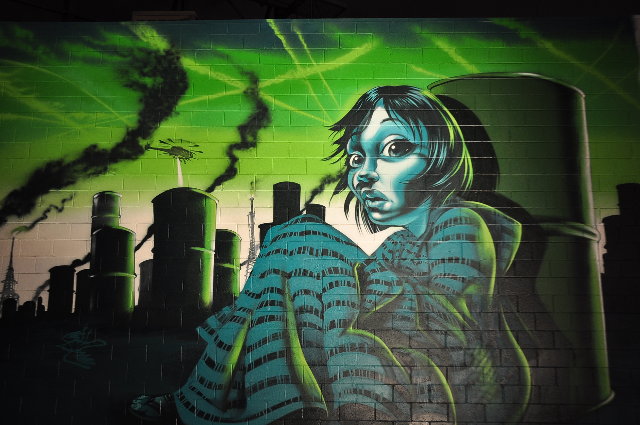 Mear One Mural