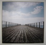 'Bognor Pier' by Tim Hall @ Durlacher Fine Art