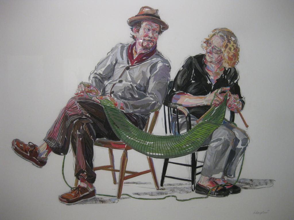 'Knitting Circle'