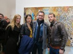 Shana, Julia Chang, Mills Moran, Dr. Romanelli