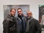 Dr. Romanelli, Mills Moran, Al Moran