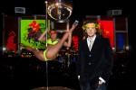Ryan McGinness Standard Woman Blacklight AM 07