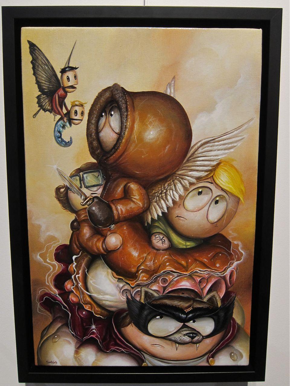 South Park Art Show Opera AM 03