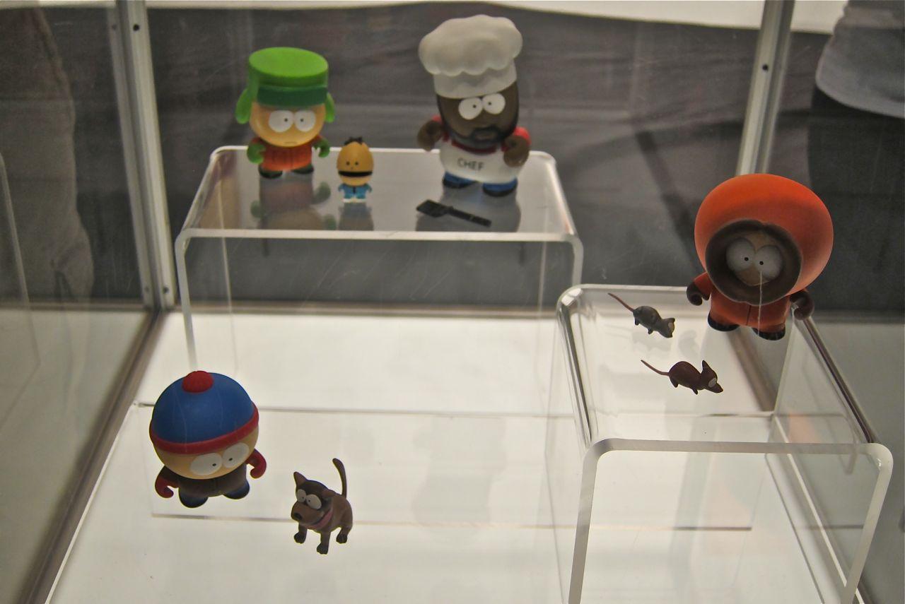 South Park Art Show Opera AM 08