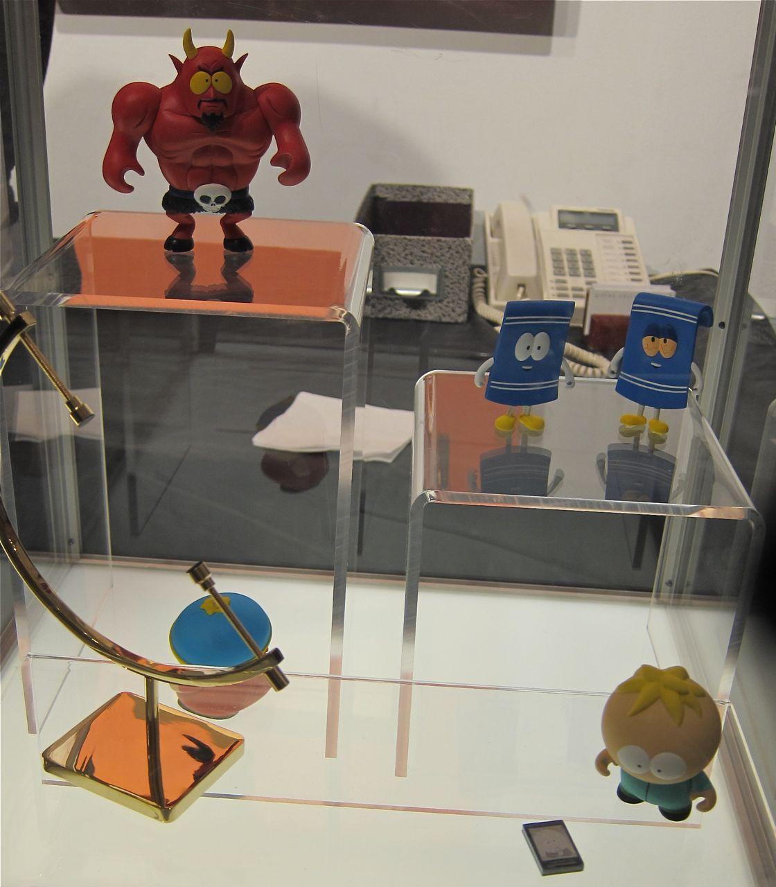 South Park Art Show Opera AM 10