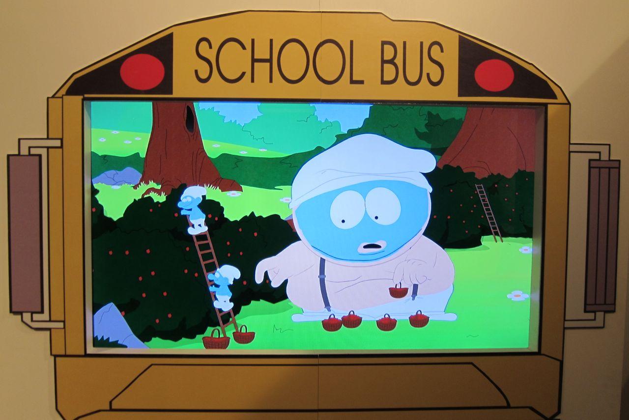 South Park Art Show Opera AM 12