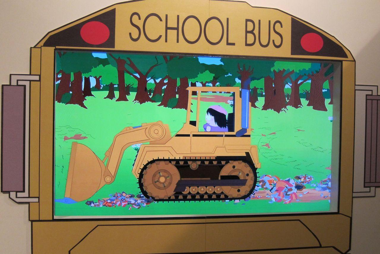 South Park Art Show Opera AM 14