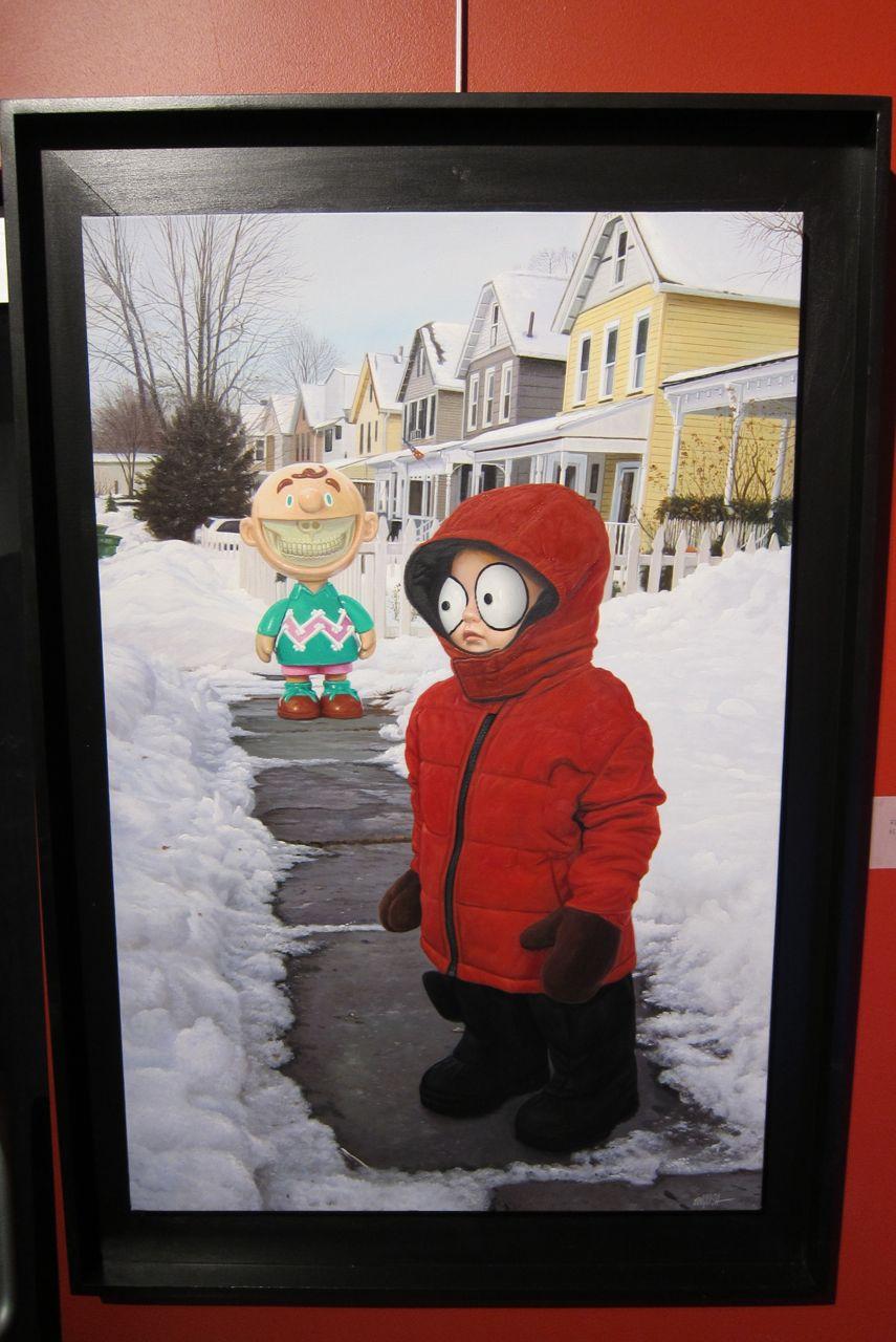 South Park Art Show Opera AM 16