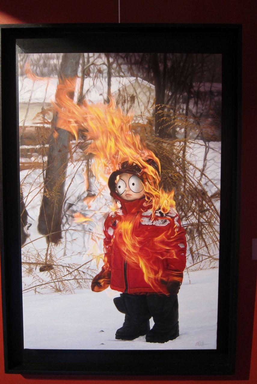 South Park Art Show Opera AM 18