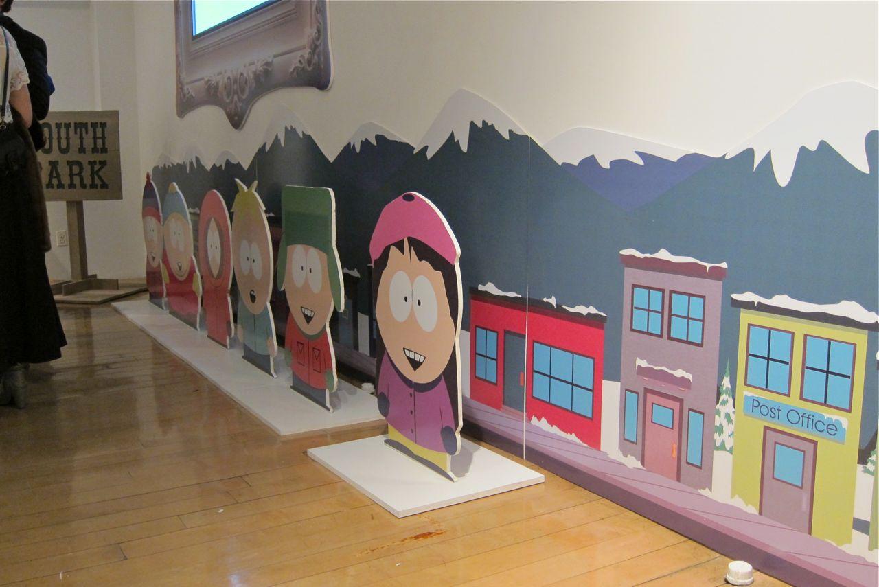 South Park Art Show Opera AM 22