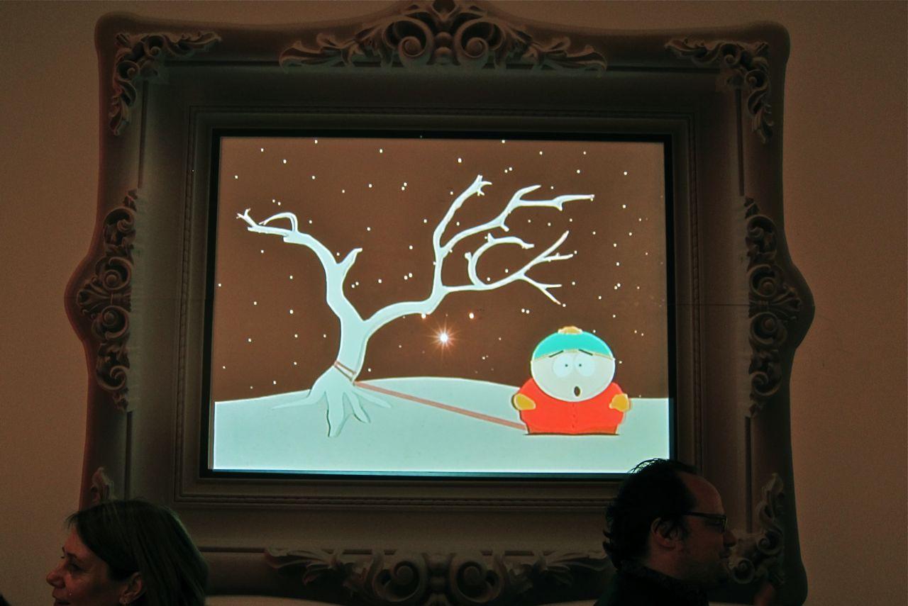 South Park Art Show Opera AM 23