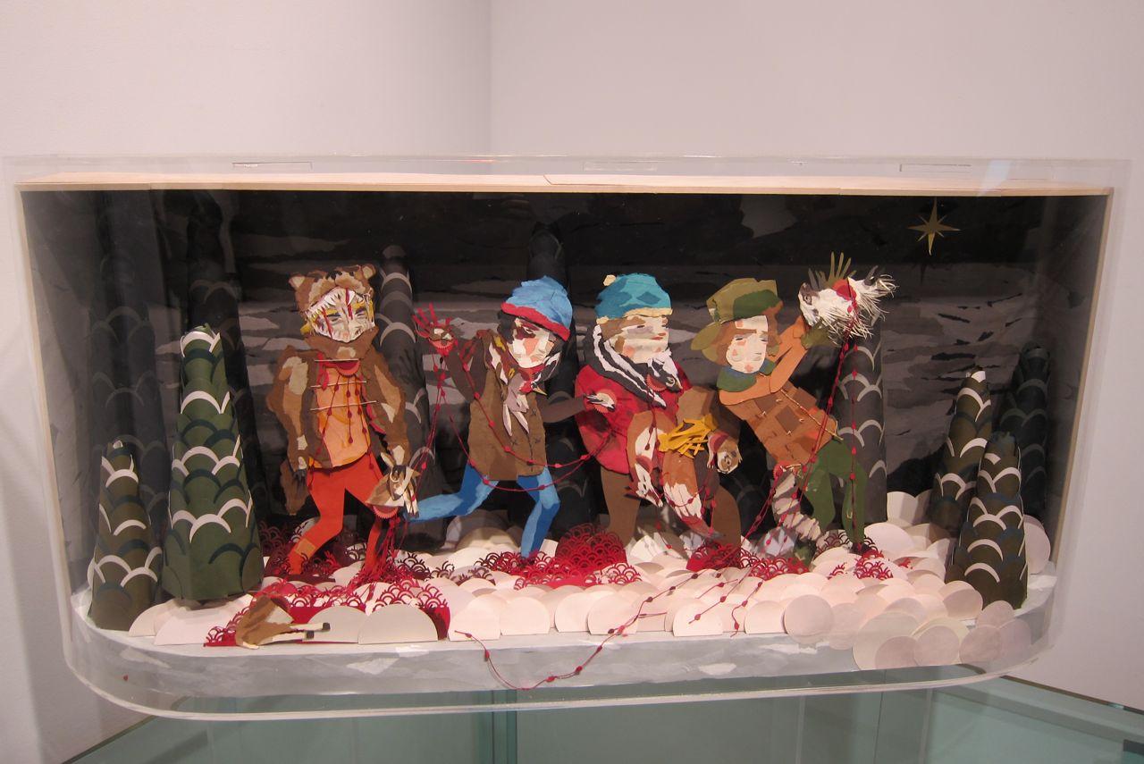 South Park Art Show Opera AM 25