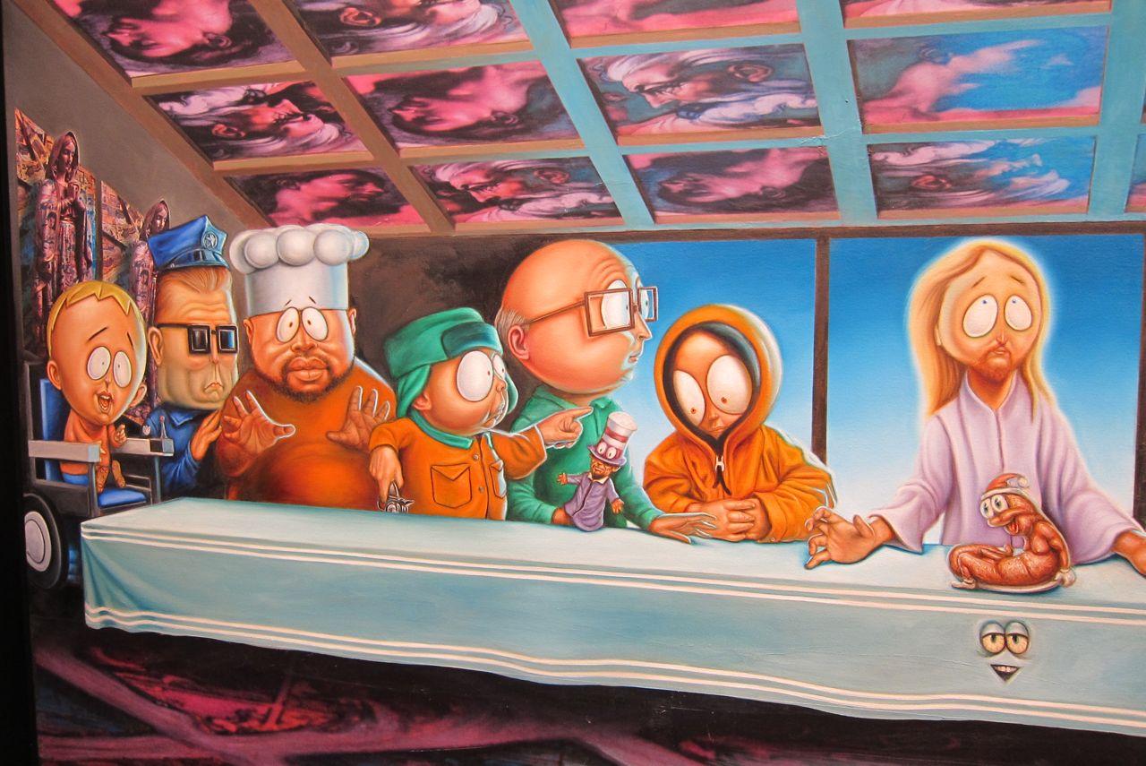 South Park Art Show Opera AM 33