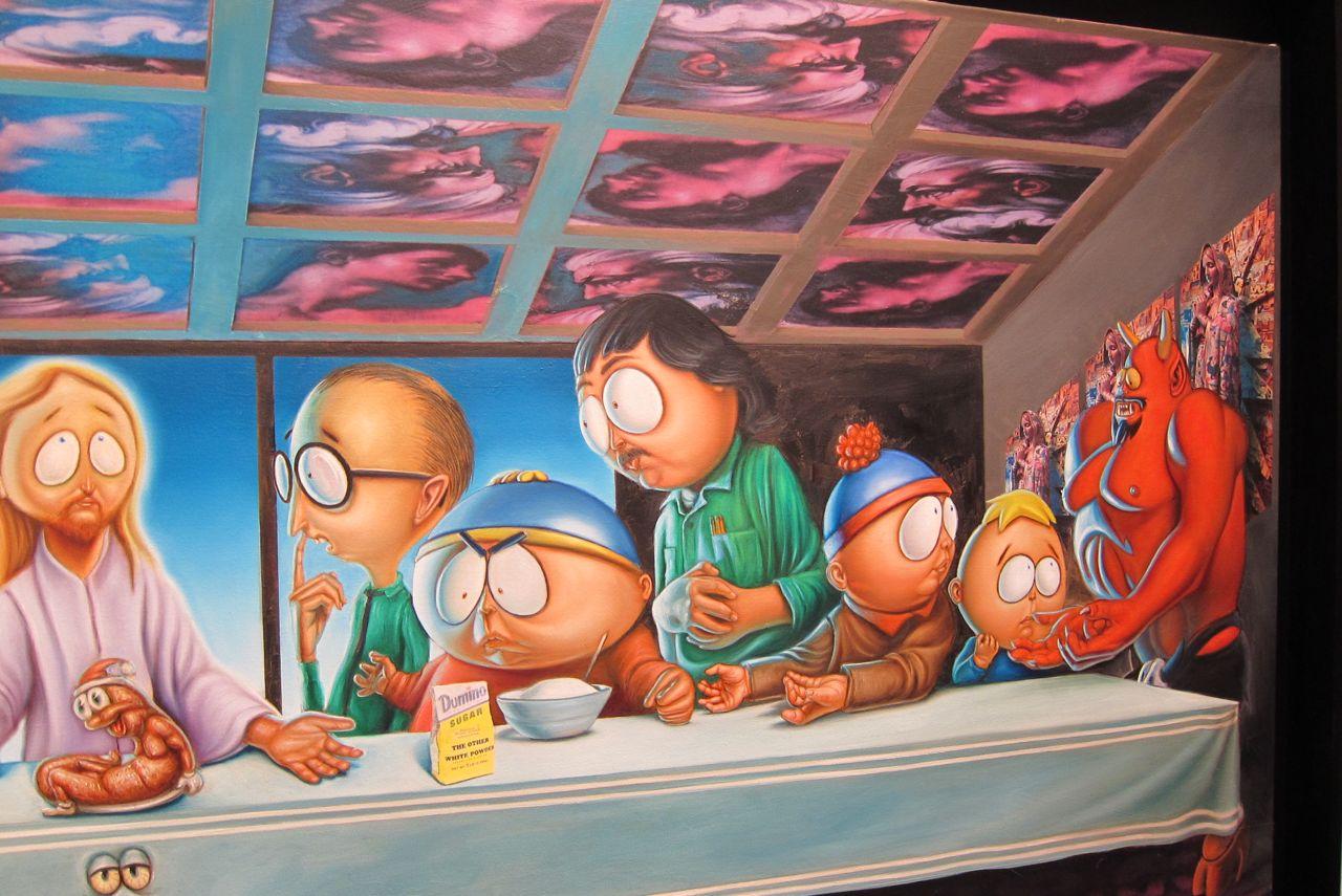 South Park Art Show Opera AM 34