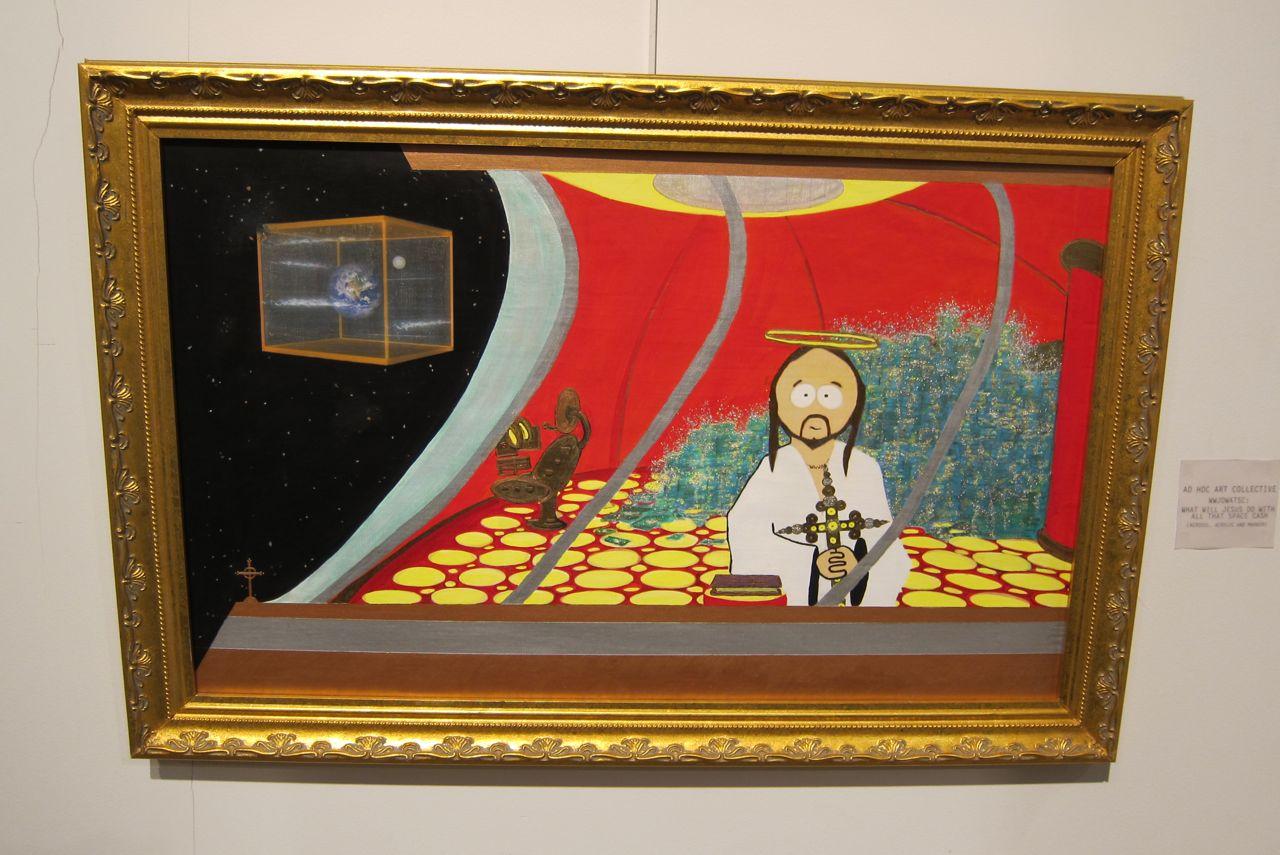 South Park Art Show Opera AM 41