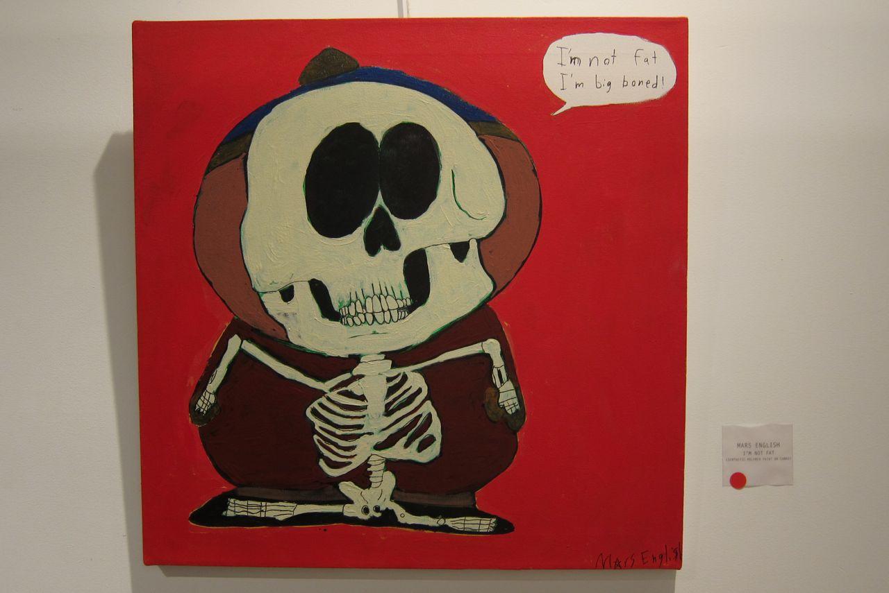 South Park Art Show Opera AM 43